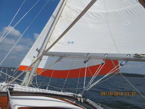 Catalina 30, 1981 sailboat