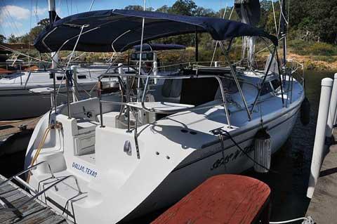 Catalina 320, 2001 sailboat