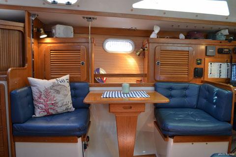 Catalina 36 MKII, 2002 sailboat