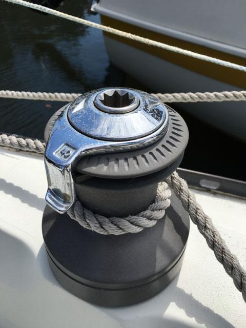 C&C25 Mk2 sailboat