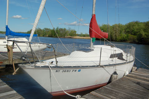 C&C Encounter 26, 1978 sailboat