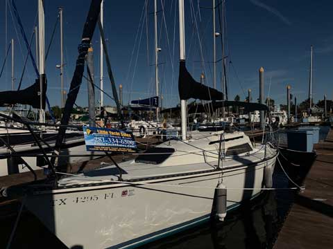 C&C M5, 27', 1989, sailboat