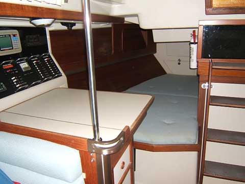 C&C 35 MK3, 1984 sailboat