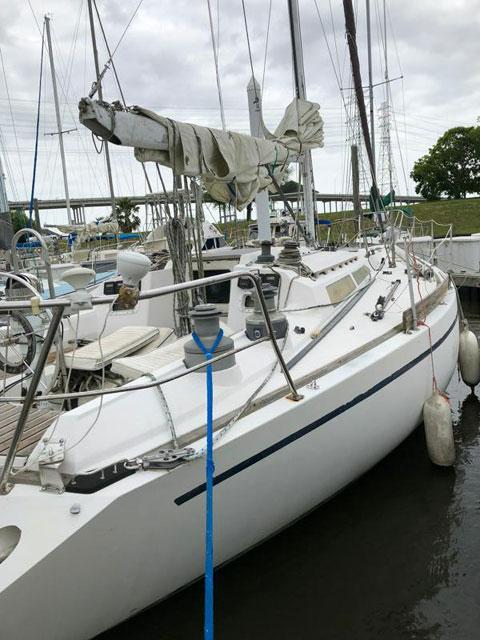 C&C Northeast, 39', 1984 sailboat