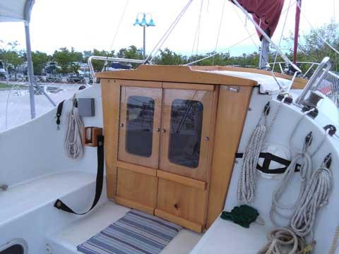 Chrysler 26 , 1977 sailboat