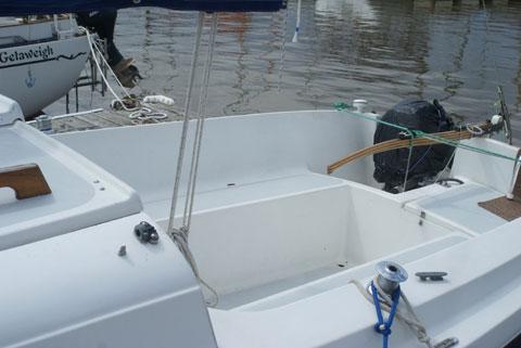 Clipper Marine, 1973 sailboat