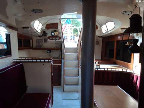 Columbia 39 MK 2, 1971 sailboat