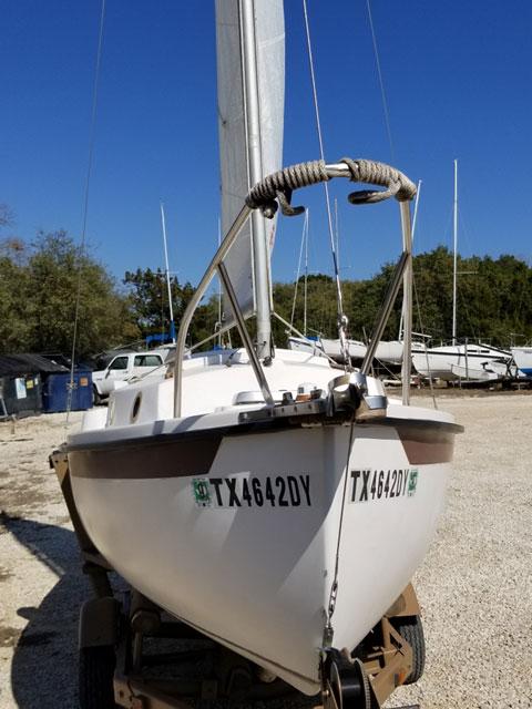 Com-Pac 16/3, 1989 sailboat