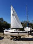 1989 Compac 16 sailboat