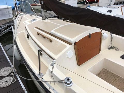 Com Pac 19, 1987 sailboat