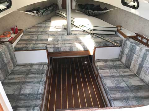 Com-Pac Eclipse (21 ft) sailboat
