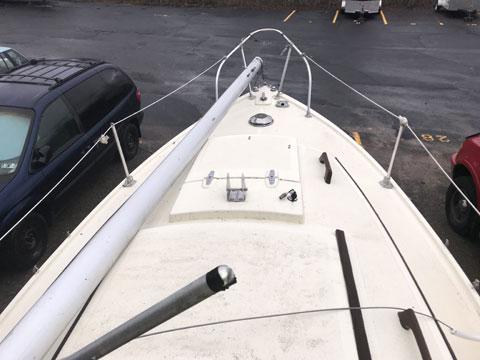 Com-pac 23, 1983 sailboat