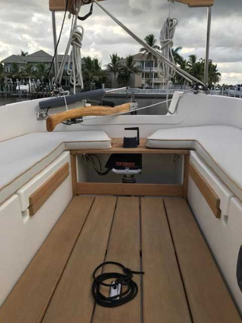 Com-Pac Horizon Cat, 2014 sailboat