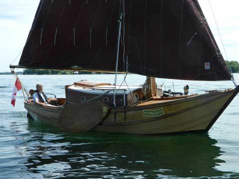 Unique Historic Dutch Sailing Vessel