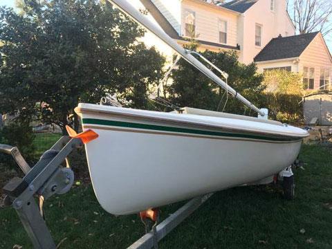 Coronado 15, 1969 sailboat