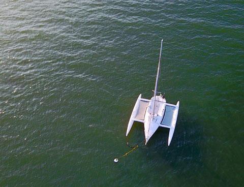 Corsair Sprint 750 24' Trimaran, 2008 sailboat