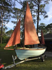 1979 Drascombe Dabber sailboat