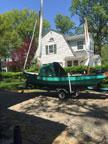 1979 Drascombe Lugger 19 sailboat