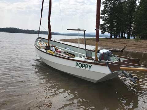 Drascombe Lugger, 1988 sailboat