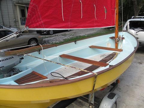 Drascombe Scaffie, 1983 sailboat