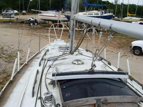 Ericson 27, 1974 sailboat