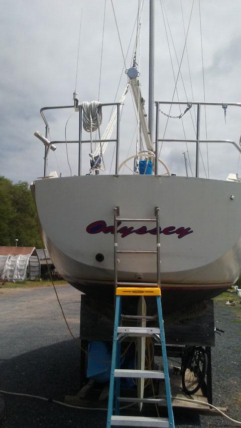 Ericson 29, 1974 sailboat