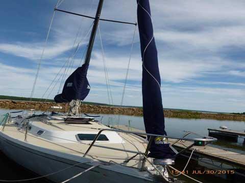 Ericson 32, 1988 sailboat