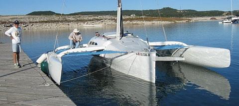 F-25C Trimaran, 1994/2003 sailboat