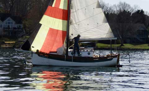 Falmouth Cutter 22, 1980 sailboat
