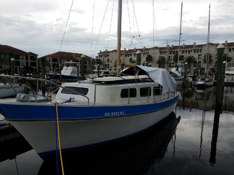 Fiskars Finnsailer, 35 ft., 1973 sailboat