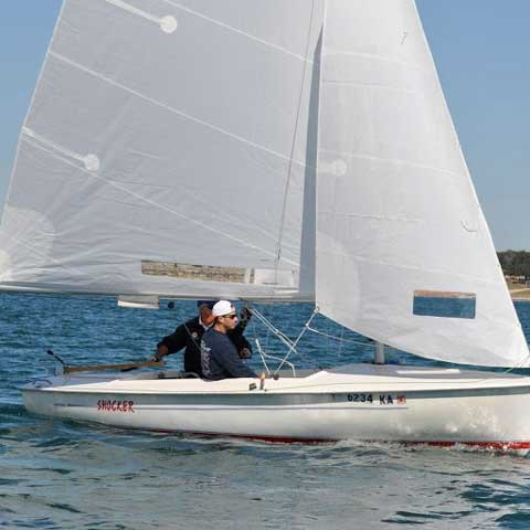 Flying Scot, 2004 sailboat