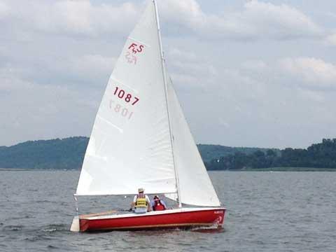 Flying Scot, 1967 sailboat