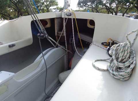 Flying Scot, 1987 sailboat