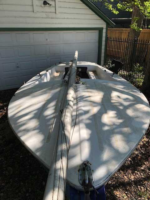 Flying Scot, 1968 sailboat
