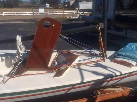 Force 5, 1983, sailboat