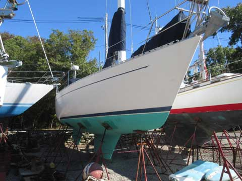Freedom 38, 1989 sailboat