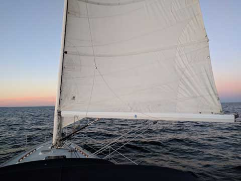 Freedom 38, 1989 sailboat