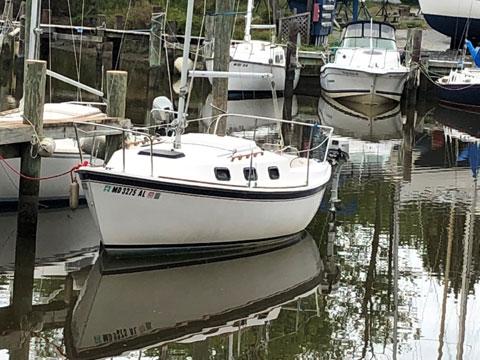 Gloucester 22, 1984 sailboat