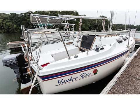 Gloucester 23, 1983, Opelika, Alabama sailboat