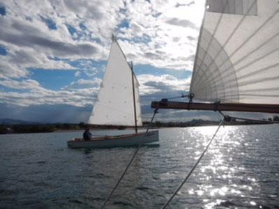 Goat Island Skiff, 2014 sailboat