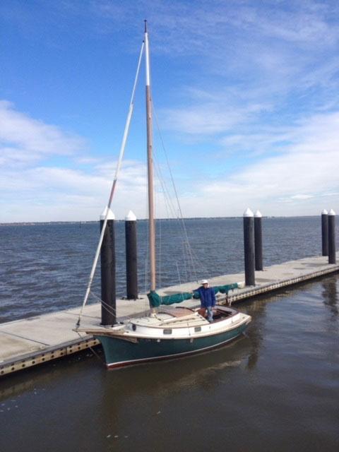 Herreshoff Eagle, 22', 1977 sailboat