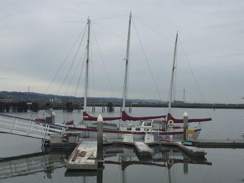 Herreshoff Marco Polo Schooner, 55 ft., 1989 sailboat