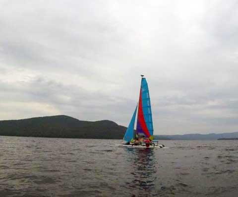 Hobie Getaway 17', 2003 sailboat