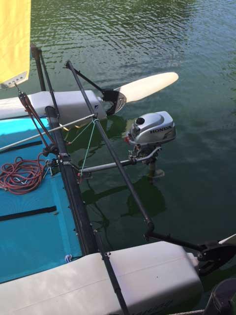 Hobie Getaway, 2009 sailboat