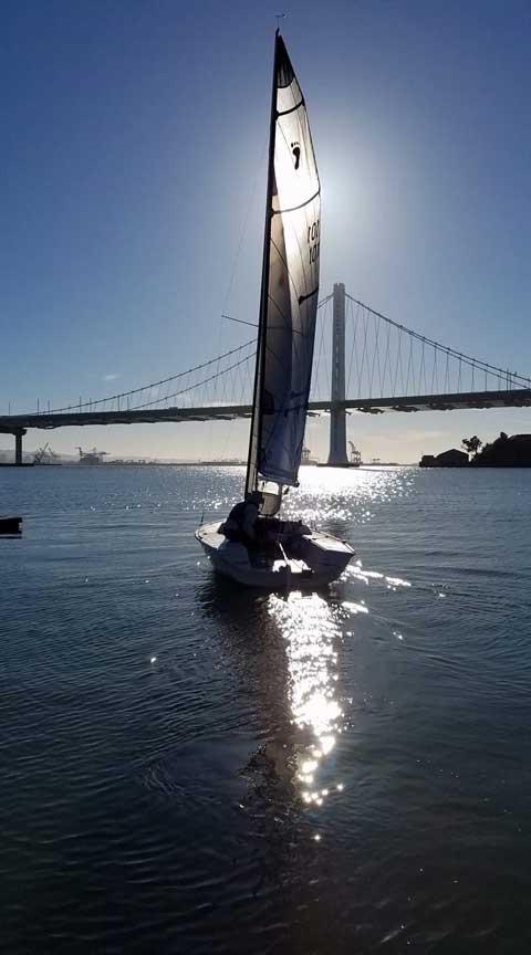 Hotfoot 20, 1986 sailboat
