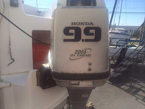 Hunter 240, 2001 sailboat