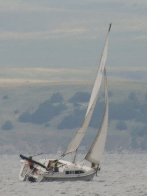 Hunter 26, 1996 sailboat
