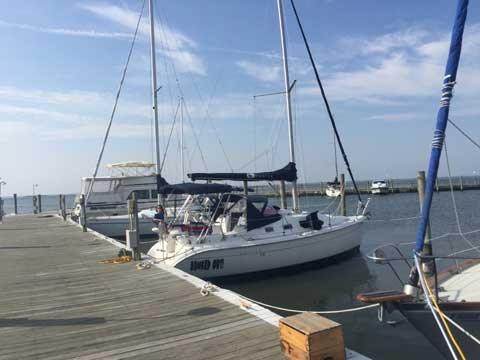 Hunter 306, 2003 sailboat