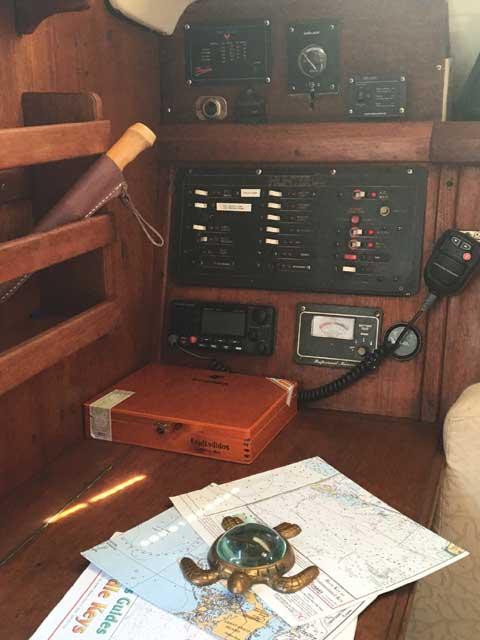 Hunter 30, 1993 sailboat