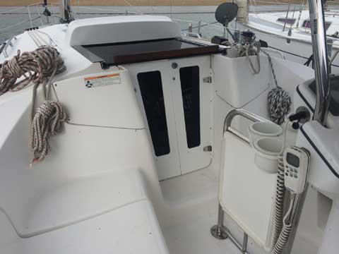 Hunter 33 2007 Lewisville Texas Sailboat For Sale